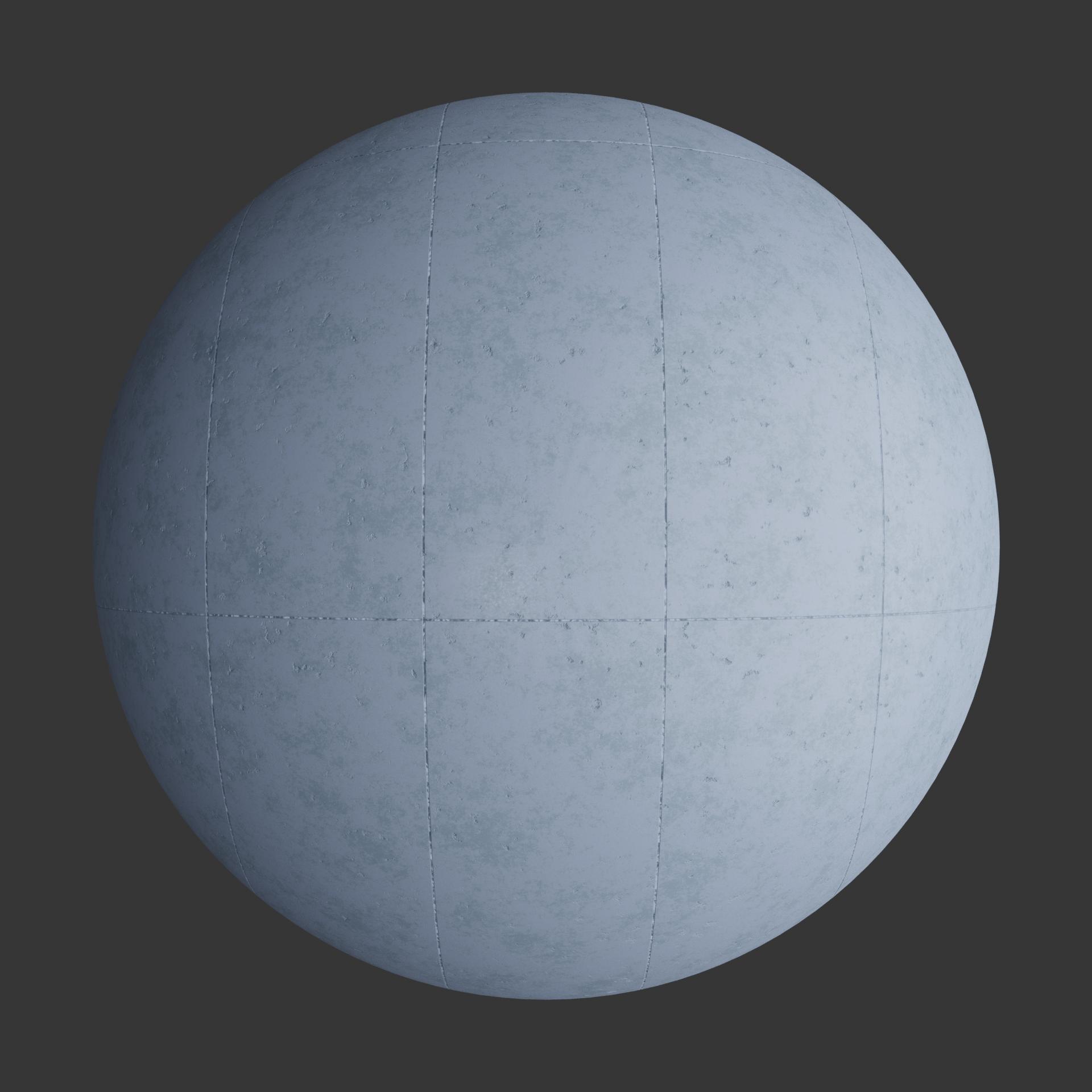 Concrete Plates Unstudded 1