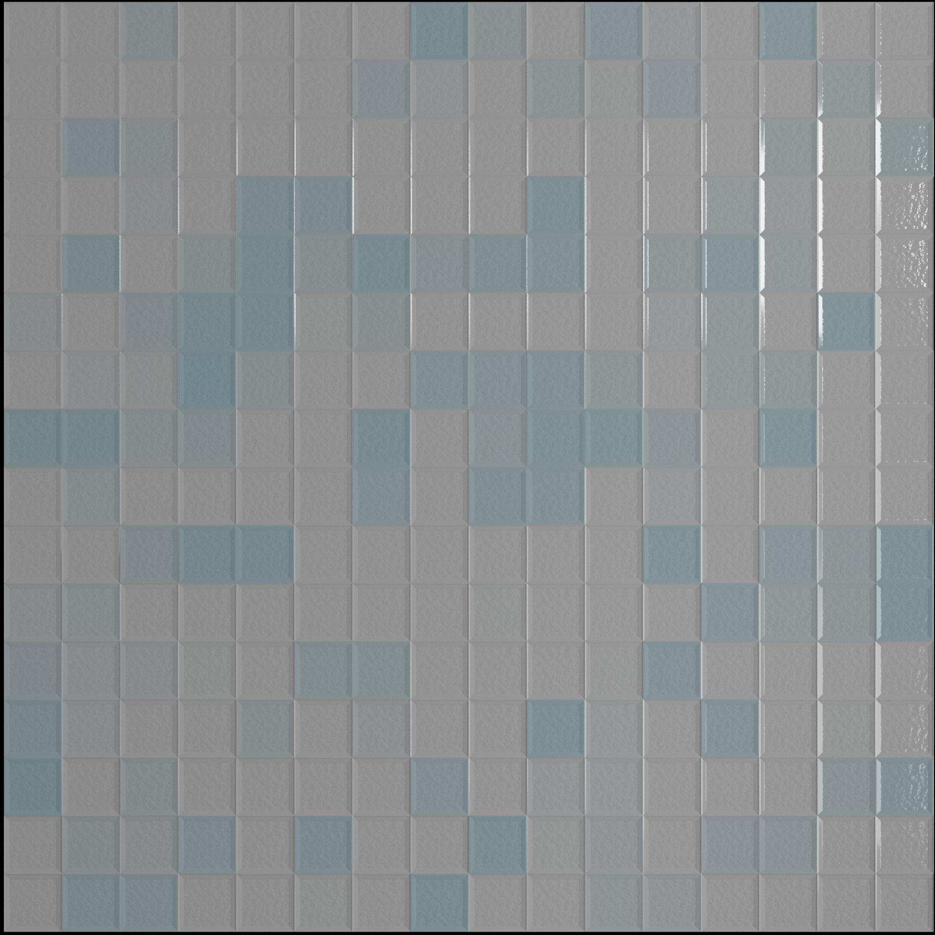 Tile Example from new to old...step 1