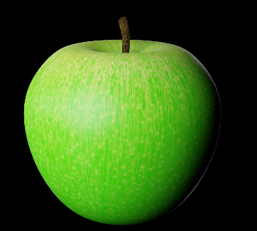 Documentation For The Colorpeel Apple Shader Blenderinsight Procedural Materials