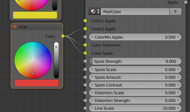 Documentation for the ColorPeel/Apple Shader – BlenderInsight